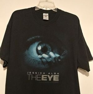 The Eye movie 🎥 t-shirt 👕 Jessica Alba